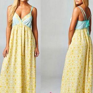 Lovestich Maxi Dress